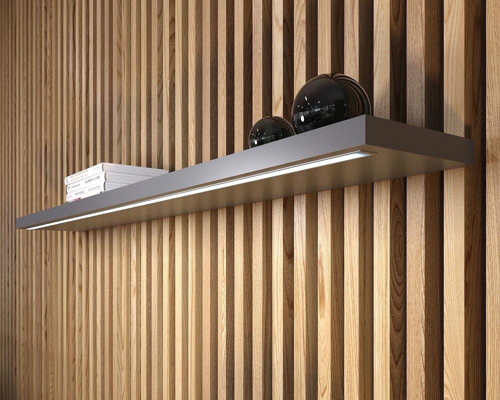 Декоративные рейки на стену
