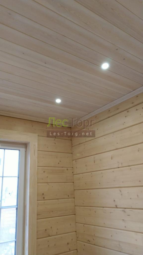 Подшивка потолков в доме